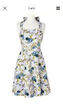 joe browns 16 50's Style Halter Neck Dress Nwt