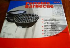 Portable Barbecue, 14.5 in. D X 15.5 in. H, Brand New