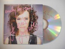 EMILY LOIZEAU : JE SUIS JALOUSE [ CD SINGLE PORT GRATUIT ]