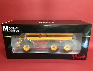 2018 Marge Models 1/32 Vredo VT7028-3 with 32000 Z Slurry Tanker No1802 MIB