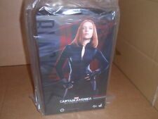 Hot Toys Black Widow Captain America Winter Soldier MMs239