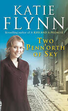 Two Penn'orth Of Sky, By Katie Flynn,in Used but Acceptable condition