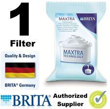 BRITA Maxtra Water Filter Replacement Refill Jug Cartridge (1 Pack) - 100486