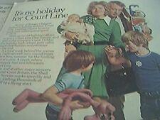1973 advert court line aviation shell BP