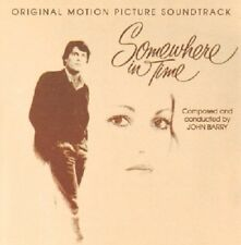 SOMEWHERE IN TIME - MUSIC FROM THE MOTION PICTURE SOUNDTRACK  CD NEUF