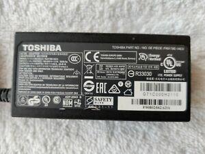GENUINE TOSHIBA CHARGER PA5178E-1AC3 TESTED