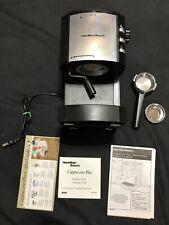 Hamilton Beach Cappuccino maker 40729