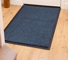 Barrier Mats Floor Mats Polypropylene Carpet For Home Office Blue 120 x 180cm
