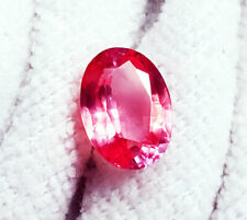 Loose Gemstone Certified Natural Padparadscha Sapphire 6.42 Ct Diwali Offer