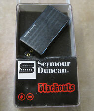 Seymour Duncan AHB-1 Blackouts High Output Active Humbuckers Guitar Pickup AHB1