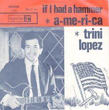 7inch TRINI LOPEZIf I had a hammerHOLLAND EX   (S0411)