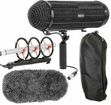 Movo BWS1000 Blimp Wind & Vibration Protection System for Shotgun Microphones