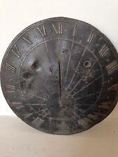 cadran solaire de table XVIIIème siècle