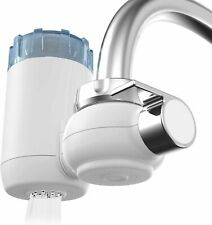 Faucet Water Filter System Kitchen Sink Mount Filtration Tap Purifier Cleaner US