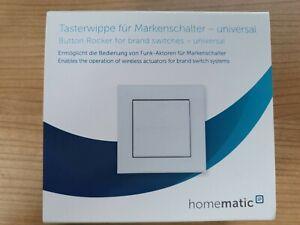 Homematic IP Tasterwippe HmIP-BRU