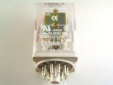 IMO RR Bobina 3pi 110vac 10a 3pco 11 Pin Relè LED MANUALE CH/OVR i37 mbc006d