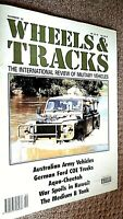 WHEELS & TRACKS MAGAZINE #42:THE INTERNATIONAL REVIEW OF MILITARY VEHICLES (1993