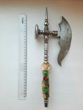 Soviet vintage  = Russian Handmade axe = prison art USSR = (3)