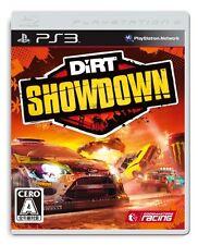 USED DiRT Showdown Japan Import PS3