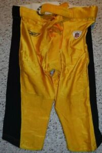 PITTSBURGH STEELERS GAME USED GAME WORN PANTS 2001 REEBOK KENDRICK CLANCY 46