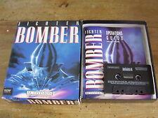 SINCLAIR SPECTRUM CASSETTE FIGHTER BOMBER BIG BOX