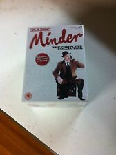 Minder Classic Collection Complete series Dvd Boxset New And Sealed