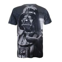 Mens - STAR WARS - Darth Vader Force Choke - Licensed T-Shirt - S, M, L, XL