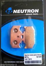 Neutron Brake Pad Sintered Rear KX125 KX250 KDX220 KX500 YZ125 YZ250 DR650SE