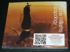 Escapology [Special Limited Edition] by Robbie Williams CD+DVD