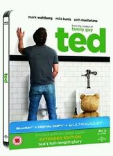 Ted - Extended Edition - U,K Limited Edition Steelbook - Blu-ray  - NEW & SEALED