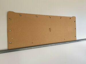 Subaru Brumby Brat 1978-1981 1600 Ute Masonite Back Board. Blank Trim Panels