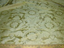 "~8 4/8 YDS~DAMASK ""VICTORIAN FLORAL DAMASK""~DRAPERY UPHOLSTERY FABRIC FOR LESS~"