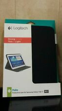 """Logitech Folio Protective case for Samsung Galaxy Tab 3 10.1"""" strong thin light"""