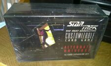 Star Trek CCG's Next Gen Alternate Universe Card Game Sealed Box 36 booster pack