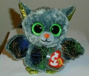 """Ty Beanie Boos - VLAD the Halloween Bat 6"""" (Exclusive) NEW - MINT with MINT TAGS"""