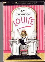 Kay Thompson LOUISE  (Originaltitel ELOUISE)  Bilderbuch Dänisch