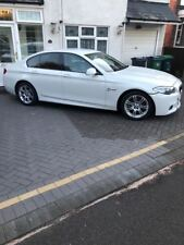 2012 BMW 5 Series M-sport  520d f10 diesel automatic DAMAGED SALVAGE
