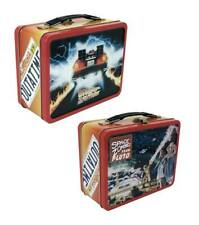 Boite métal / Lunch box Retour vers le Futur Outatime - Factory (Neuf)