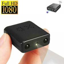 Mini Überwachungskamera Video Ton Aufnahme Bewegungsmelder Nachtsicht Spycam A86