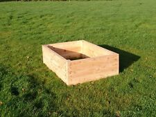Raised bed  1.5mm x 1m x  450mm High 45mm Thick