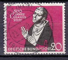 BRD 1958 mié. nº 301 top plenamente sello con sello de lujo!!! (20963)