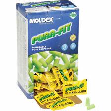 New listing Moldex 6800 Pura-Fit Foam Earplugs, Uncorded, 1 Box, 200 Pairs/Box