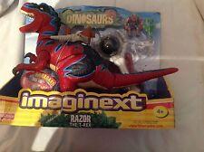 Fisher Price Imaginext Dinosaure rasoir le T-Rex très rare neuf scellé g8744 2004