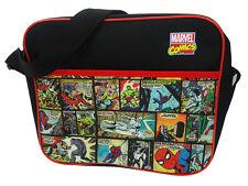 Marvel Comics Color Correo Messenger Bolso Escolar para el Hombro