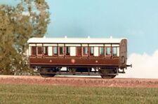 Parkside PC612 OO Gauge coach kit - GWR 4 Wheel (composite) kit (ex Ratio 612)