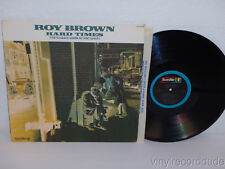 ROY BROWN Hard Times 1973, NM! Original LP Bluesway BLS-6056 SOUL-BLUES