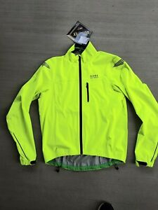 New Gore Bike Wear Mens  Element GT AS Gore-Tex Active Jacket Large JGELEM