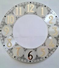 Hermle grandfather clock dial chapter ring for 1171 movement 245 mm
