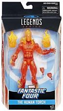 Marvel Legends Fantastic Four The Human Torch Action Figure