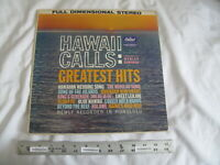 (1) Hawaii Calls: Greatest Hits with Al Kealoha Perry Vinyl LP by Capitol ST1339